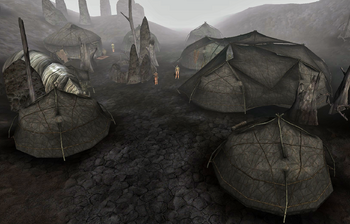 Urshilaku Camp