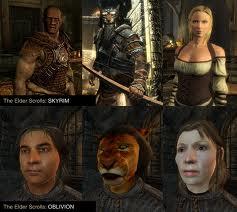 File:Skyrim versus oblivion.jpg