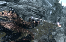 Dragon Mounted Combat - Magic