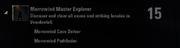 Morrowind Master Explorer Achievement