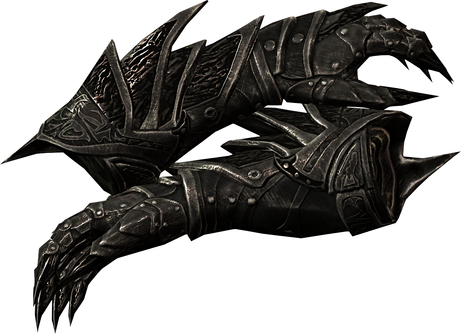 Black gloves skyrim - Daedric Gauntlets