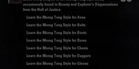 Morag Tong Style Master