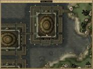 Vivec, Telvanni Plaza Local Map Morrowind