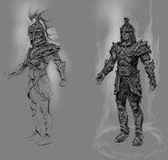 TESV Concept Orchish Armor 2