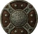 Dented Iron Shield