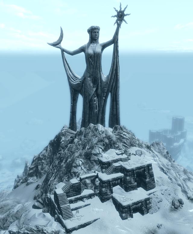 File:Shrine of Azura (Skyrim).png