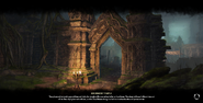 Moonmont Temple Loading Screen
