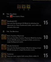 Battlegrounds Achievements - 6