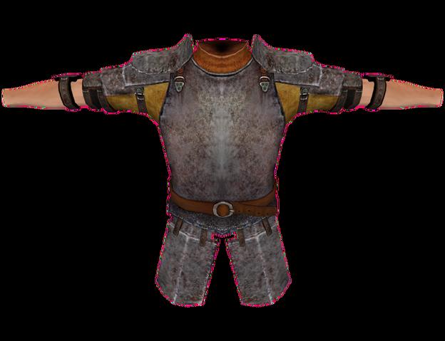 File:Iron Cuirass (Oblivion).png