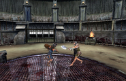 Imperial City, Arena District Fight Arena
