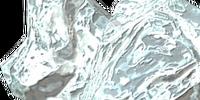 Dents de spectre de glace