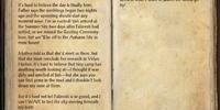 Nirwaen's Diary