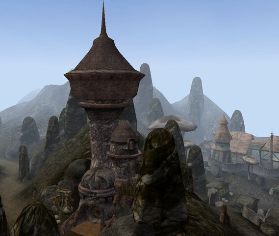 File:TES3 Morrowind - Dagon Fel - Sorkvild's Tower exterior.jpg