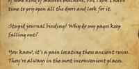 Kireth's Journal, Page 10