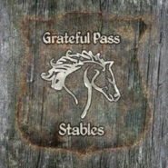 TESIV Sign Grateful Pass Stables