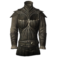 Black Vampire Armor (female)