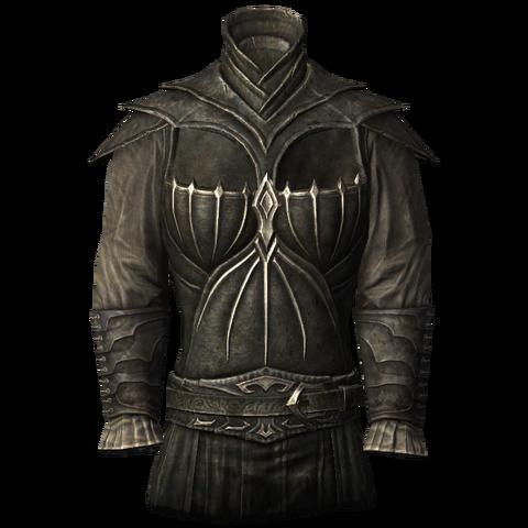 File:Black Vampire Armor (female).png