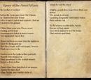 Epode of the Ansei Wards
