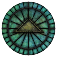 Julianos Stained Glass Circle