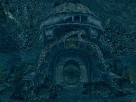 Mudan Grotto Main Entrance