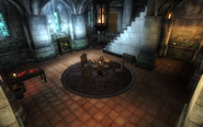 Areldil's house interior