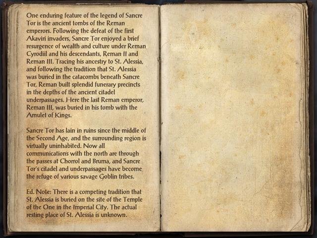 File:The Legendary Sancre Tor, 1st Ed. - 2.png