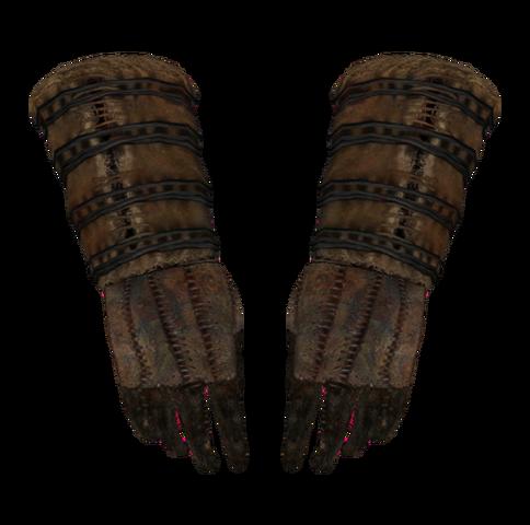 File:Leather Gauntlets (Oblivion).png