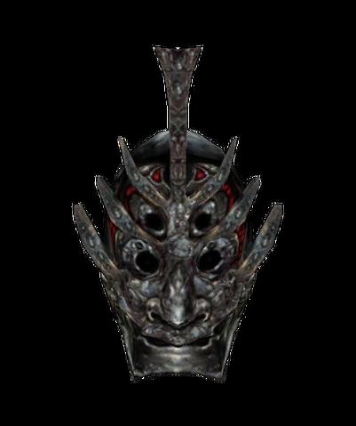 File:TESIII Armor Daedric Face of Terror.png