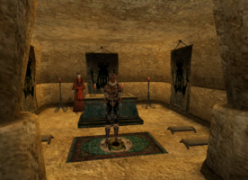 Vivec, Arena Hidden Area Morrowind