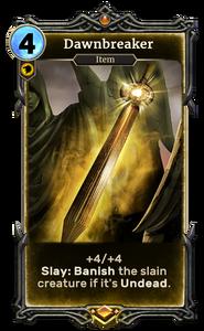 Dawnbreaker (Legends)