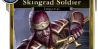 Skingrad Soldier (Legends)