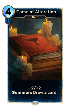 Tome of Alteration