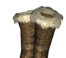 Fur-Lined Boots