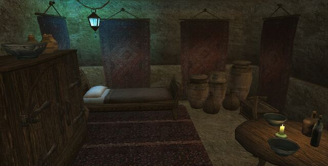 File:TES3 Morrowind - Molag Mar - Vasesius Viciulus Trader interior bedroom.jpg