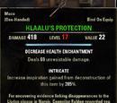 Hlaalu's Protection