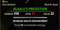 Hlaalu's Protection