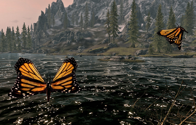 File:Monarch Butterfly.png