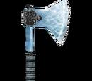 Stalhrim War Axe (Bloodmoon)