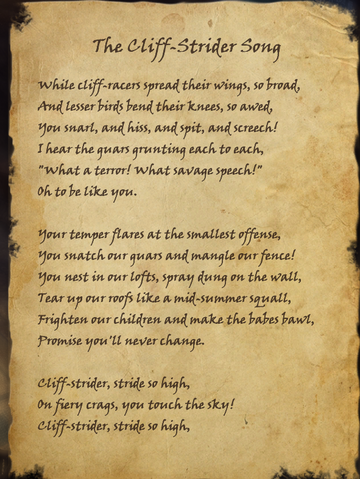 File:The Cliff-Strider Song - Page 1.png