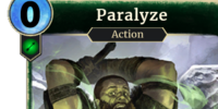 Paralyze (Legends)