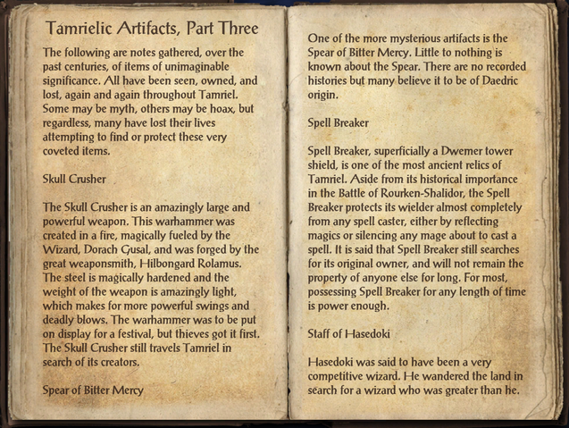 File:Tamrielic Artifacts, Part Three 1 of 3.png
