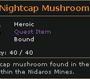 Nightcap Mushroom