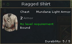 RaggedShirt