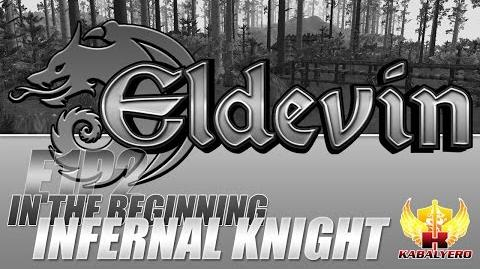 Eldevin Gameplay 2014 E1P2 In The Beginning ★ Kill The Infernal Knight