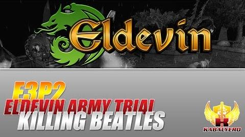 Eldevin Gameplay 2014 E3P2 Eldevin Army Trial ★ Beatles Killed