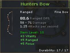 Hunters Bow