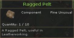 RaggedPelt