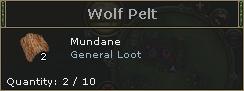 WolfPelt