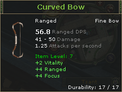 Curved Bow