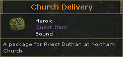 Church Delivery